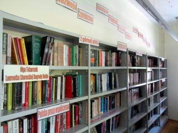 Biblioteka - zbiory