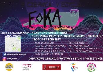 FOKA - plakat promocyjny
