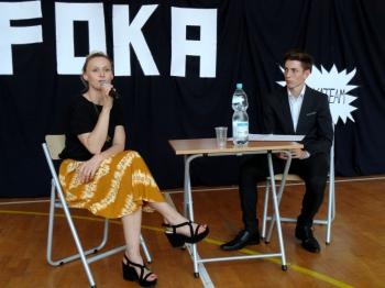 FOKA - zaproszeni goście Paulina Holtz