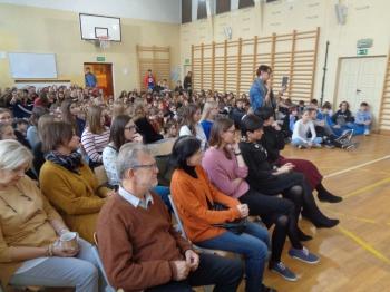 Zasłuchana publiczność ;-)