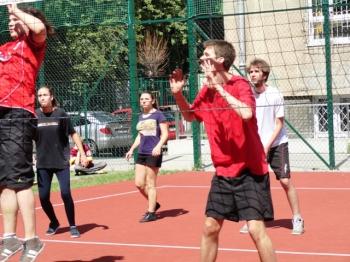 Fredrowskie Dni Sportu - zmagania siatkarzy