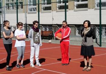 Fredrowskie Dni Sportu - otwarcie zawodów