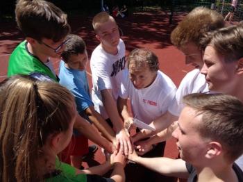 Fredrowskie Dni Sportu - duch Fair Play