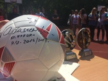 Fredrowskie Dni Sportu - jedna z nagród