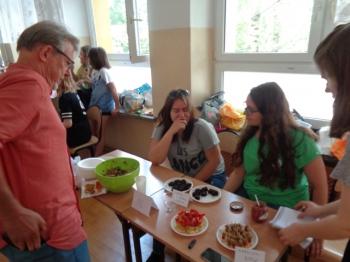 Fredrowskie Dni Sportu - specjaliści od zdrowego żywienia