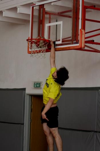 Slam dunk - czyli Michał w roli głównej