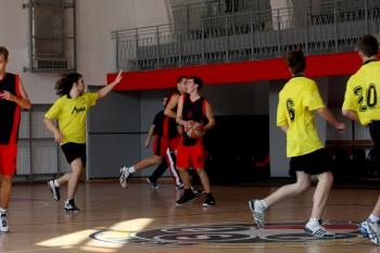 Koszykarski Dream Team - zmagania turniejowe