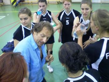 Uwagi trenera - drużyna koszykarek