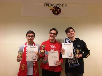 Mistrzowie E-sportu - Laureaci Fredro PAD - CUP