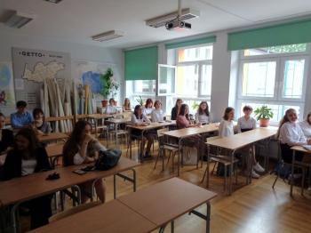 Spotkanie z Wychowawczynią - klasa I A