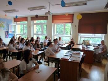 Spotkanie z Wychowawczynią - klasa I B