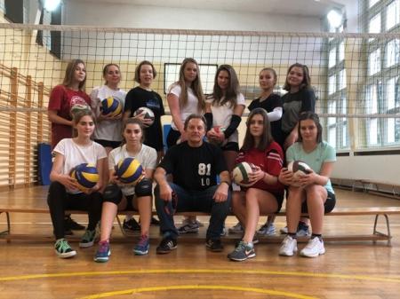 Warszawska Olimpiada Młodzieży – siatkówka