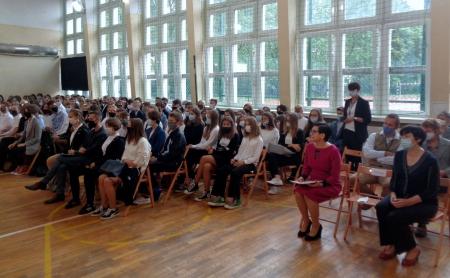 Od małej do Wielkiej Historii – rozpoczęcie nowego roku szkolnego 2020/2021