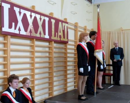 Jubileusz XX-lecia LXXXI LO im. A. Fredry