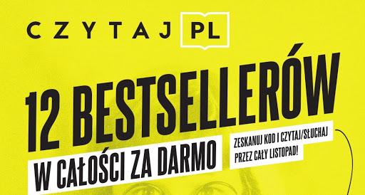 Fredro w akcji Czytaj.pl - upoluj swoją książkę!