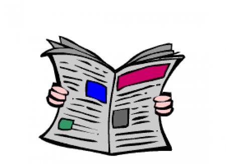 Najnowszy numer szkolnej gazetki Nieregularnik