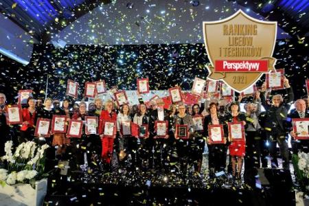 Ranking Liceów Warszawskich 2021 - Fredro na 24. miejscu