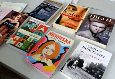 Zakończenie roku szkolnego 2020/2021 pełne książkowych niespodzianek :-)
